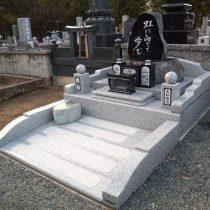 お墓の施工例-01